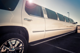 Limousine rental to Banff from Calgary